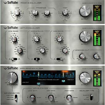 Softube Passive-Active Pack audio/effect plugin