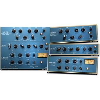 Softube Tube-Tech Classic Channel audio-/effectplugin