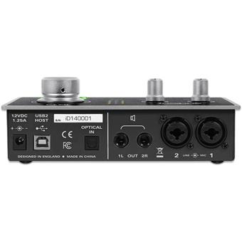 Audient iD14 USB audio-interface