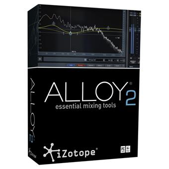 Izotope Alloy 2 plug-in audio/effet