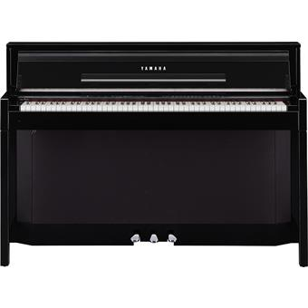 Yamaha CLP-S408PE Clavinova Polished Ebony digitale homepiano