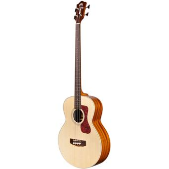 Guild B-140E Westerly Collection Natural acoustic-electric bass guitar