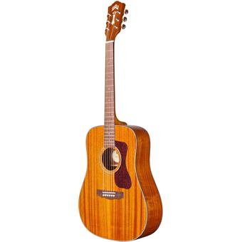 Guild D-120 Westerly Collection Natural Dreadnought Gitarre