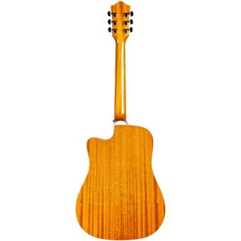 Guild D-140CE Westerly Collection Natural westerngitaar met cutaway