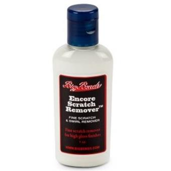 Big Bends Scratch Remover Bench 8oz reiniging/onderhoud gitaar