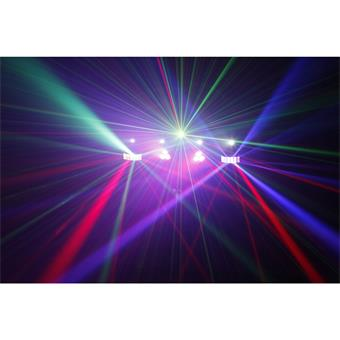 JB Systems Party Bar light set