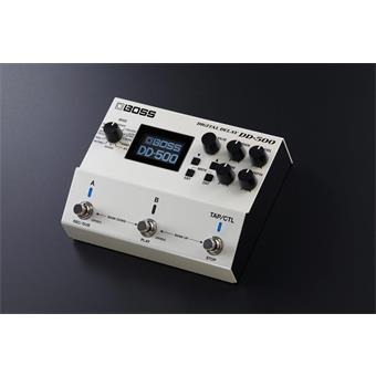 Boss DD-500 Digital Delay delay/echo/looper pedal
