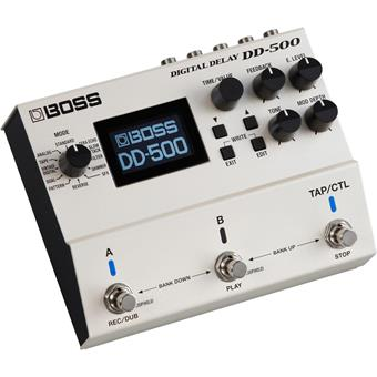 Boss DD-500 Digital Delay delay/echo/looper pedaal