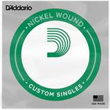 D'Addario NW017 - XL Nickel Wound Single String