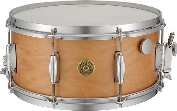 Image of Gretsch Drums Broadkaster BK-55148S Satin Classic Maple Lacuqer