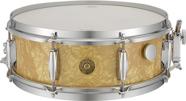 Image of Gretsch Drums Broadkaster BK-65148S Antique Pearl Nitron
