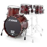 Sonor SQ2 Beech Shells Nussbaum Prolite