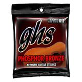 GHS S315 Phosphore Bronze Acoustic Guitar Strings
