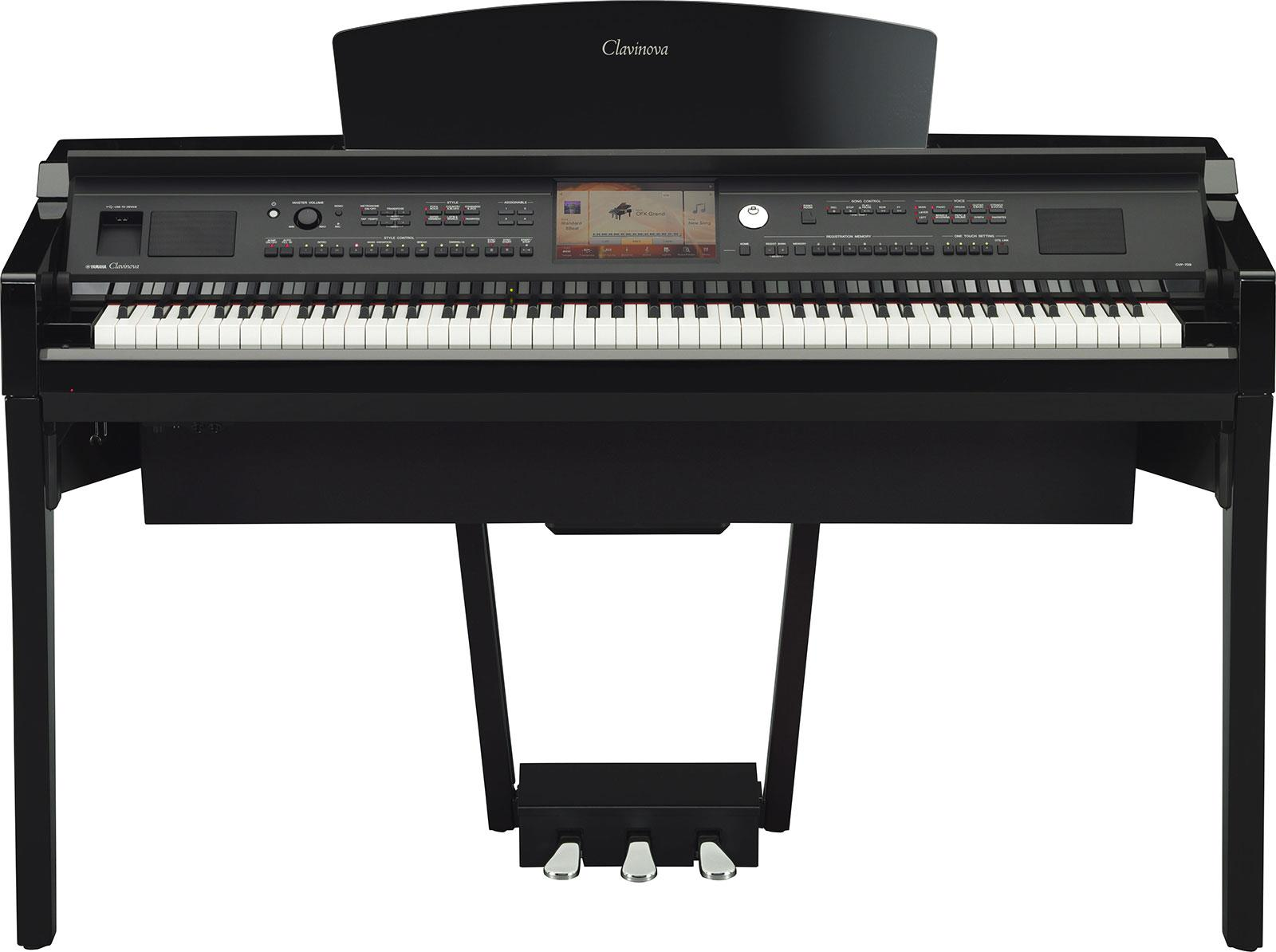 Yamaha Clavinova Keyboard Price