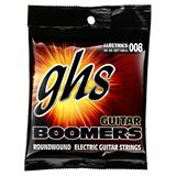 GHS GBUL Ultra Light Boomers Electric Guitar Strings