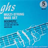 GHS 5MDYB Medium Bass Boomers 5 Strings