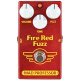Mad Professor Fire Red Fuzz Factory Pedal