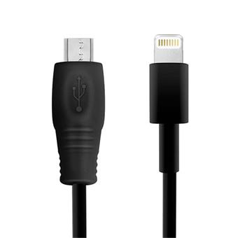 IK Multimedia Lightning to Micro-USB cable flash drive/USB-stick/SD-kaart