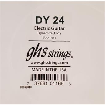 GHS DY24 Wound single string for electric guitar