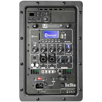 LD Systems Roadbuddy 10 complete compact PA-set