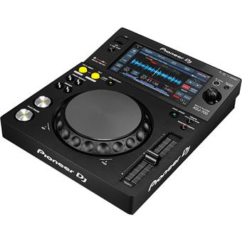 Pioneer XDJ-700 tabletop DJ player