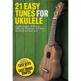 Hal Leonard 21 Easy Tunes For Ukulele