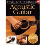Hal Leonard Absolute Beginners Acoustic Guitar