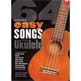 Hal Leonard 64 Easy Songs For Ukulele
