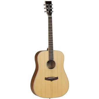 Tanglewood TW28 CLN Evolution IV Natural Satin westerngitaar
