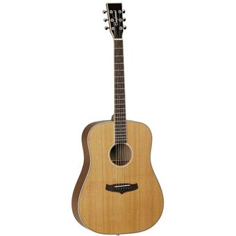 Tanglewood TW28 CSN Evolution IV Natural Satin dreadnought guitar