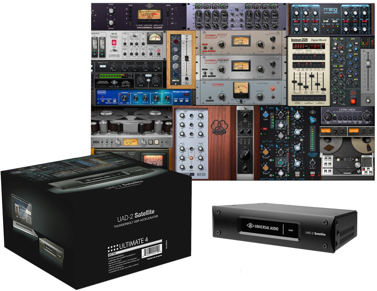 Universal audio uad 2 satellite thunderbolt octo ultimate 4 keymusic universal audio uad 2 satellite thunderbolt octo ultimate 4 thunderbolt interface stopboris Image collections