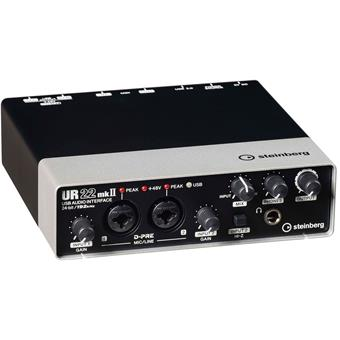 Steinberg UR22 mkII interface audio USB