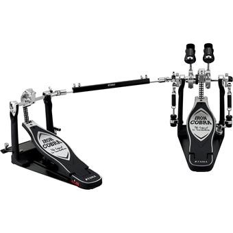 Tama HP900PWN Iron Cobra Power Glide Twin Pedal bass drum pedal