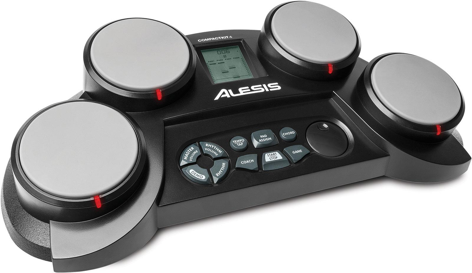 Image of Alesis CompactKit 4 0694318019078