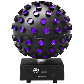 American DJ Starburst  effect light