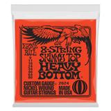 Ernie Ball 2624 8-String Skinny Top Heavy Bottom