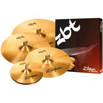 Zildjian ZBT 5 Box Set  cymbalenset