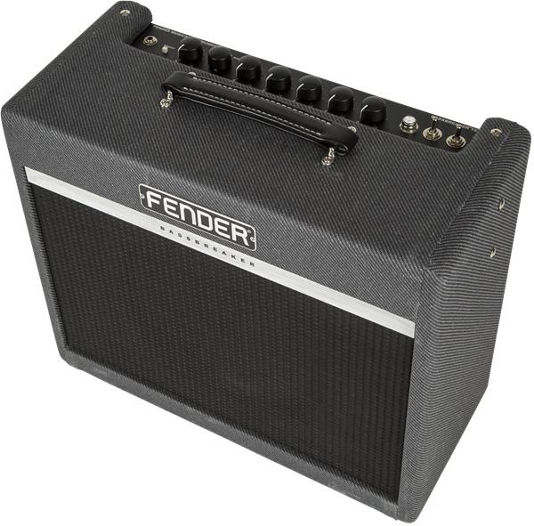 fender bassbreaker 15 combo keymusic. Black Bedroom Furniture Sets. Home Design Ideas