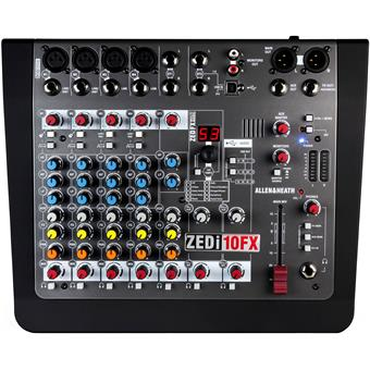 Allen & Heath ZEDi-10FX Home
