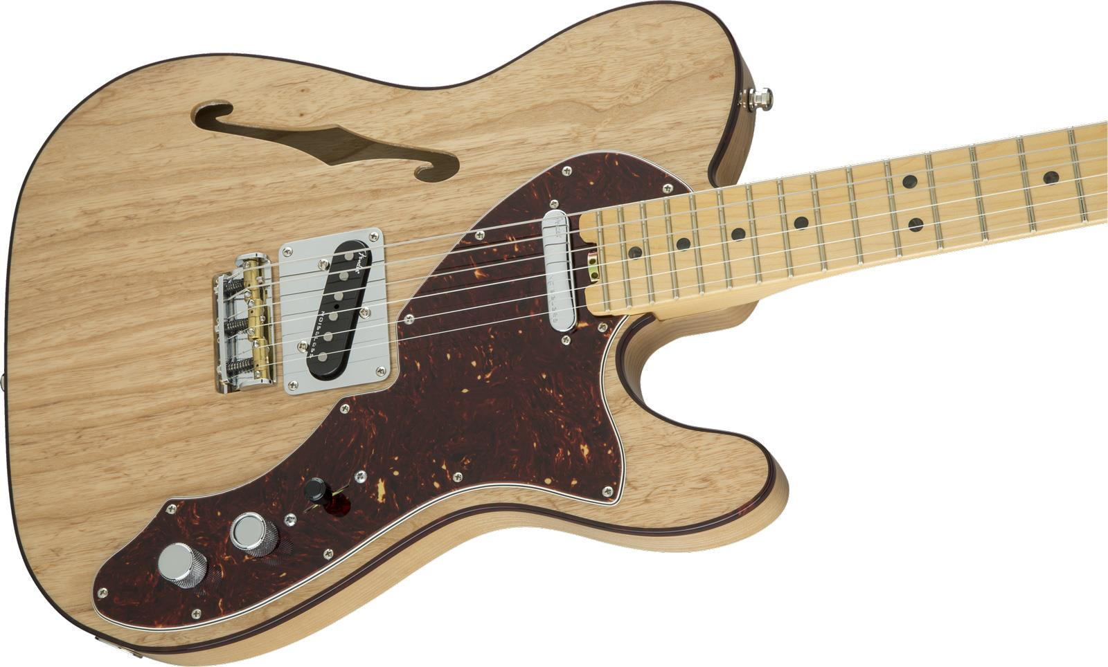fender american elite telecaster thinline mn natural keymusic. Black Bedroom Furniture Sets. Home Design Ideas