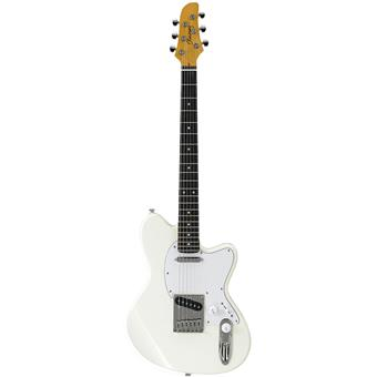 Ibanez Talman TM302 Ivory alternative design guitar