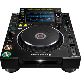 Pioneer CDJ-2000NXS2 tabletop DJ player
