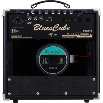 Roland Blues Cube Hot Black modelling guitar combo