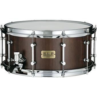 Tama LGW1465 SLP Sound Lab Project G-Walnut houten snaredrum