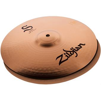 Zildjian 14 S Family Hats cymbales charleston