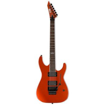ESP LTD M-400R Burnt Orange Metallic elektrische gitaar
