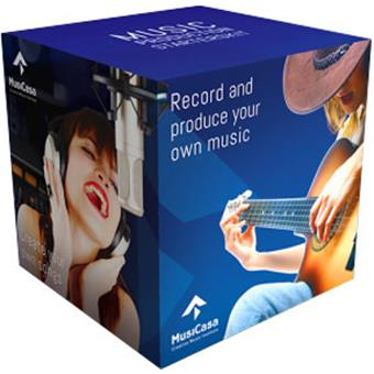Musicasa Starter Kit méthode studio/enregistrement