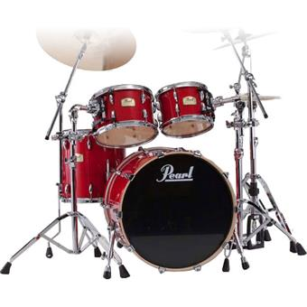 Pearl SSC924XSDP/C Session Studio Classic Sequoia Red rock shell kit