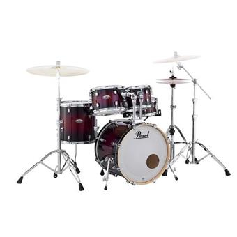 Pearl DMP925S/C261 Decade Maple Series Gloss Deep Red Burst kit rock