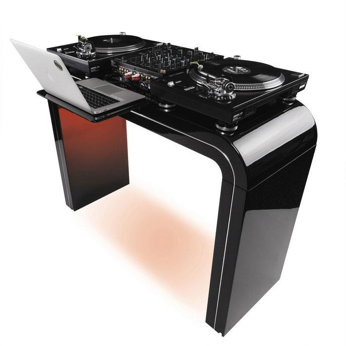 Dj Stand Designs : Glorious dj session cube laptop stand keymusic